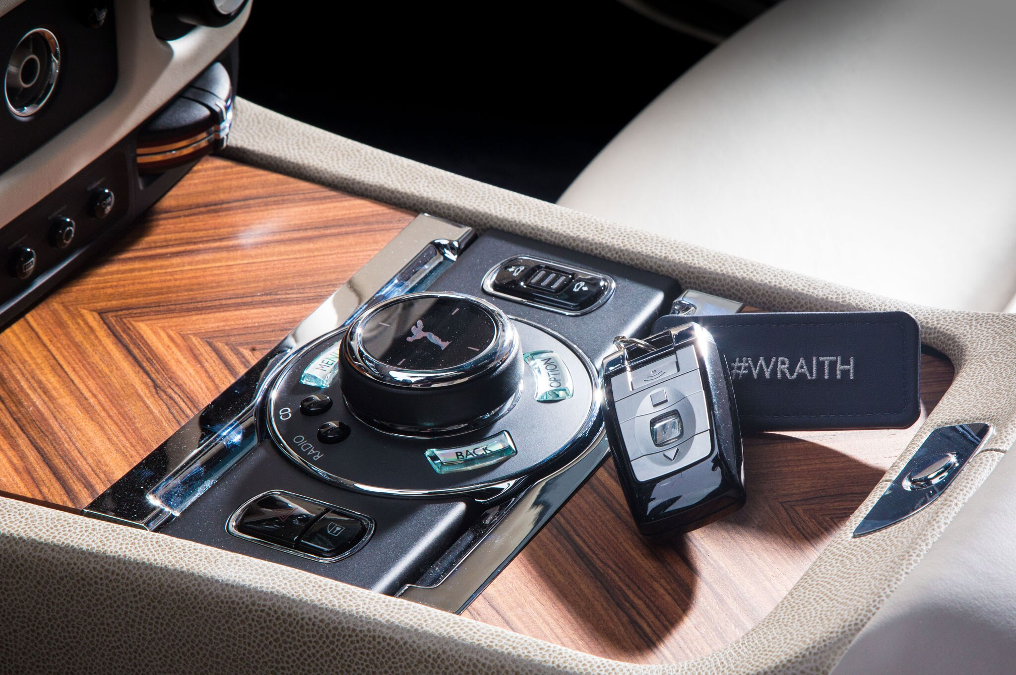 2014 Rolls Royce Wraith Review Automobile Magazine