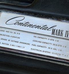 collectible classic 1972 1976 lincoln continental mark iv mark3 1973 1973 lincoln mark iv wiring diagram [ 2048 x 1360 Pixel ]