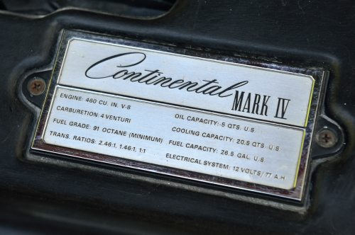 small resolution of collectible classic 1972 1976 lincoln continental mark iv mark3 1973 1973 lincoln mark iv wiring diagram
