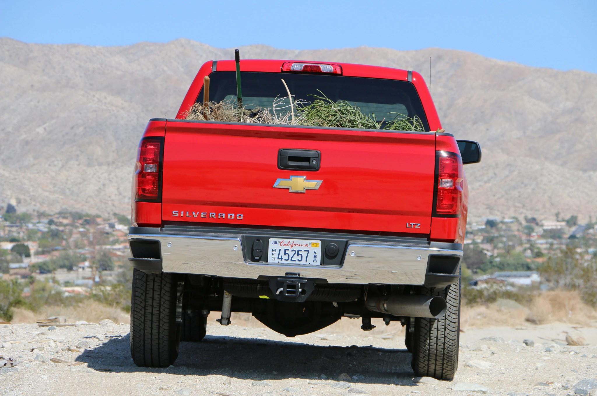 2015 Chevy Silverado Rear Junction Block