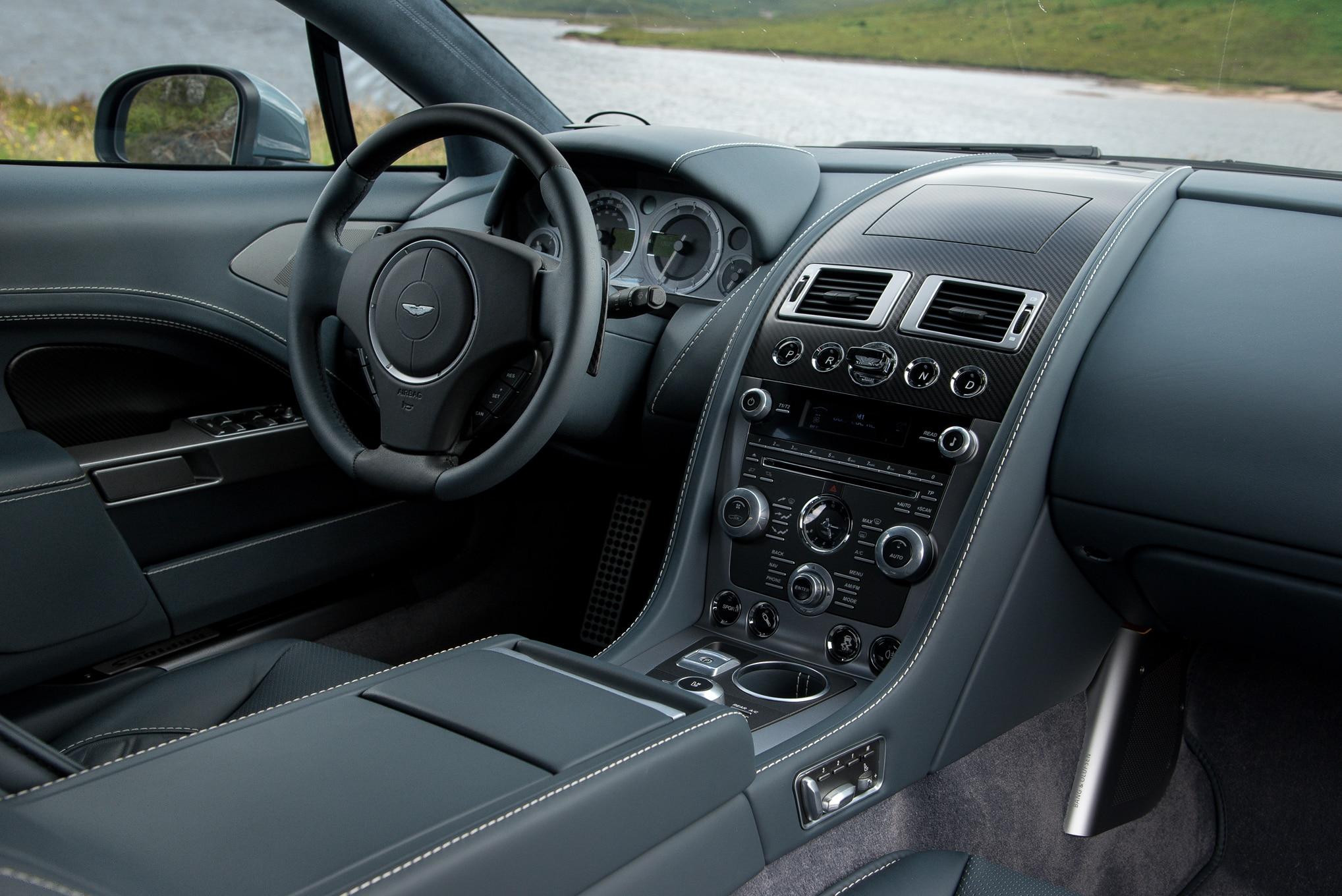 2015 Aston Martin Vanquish Rapide S Review