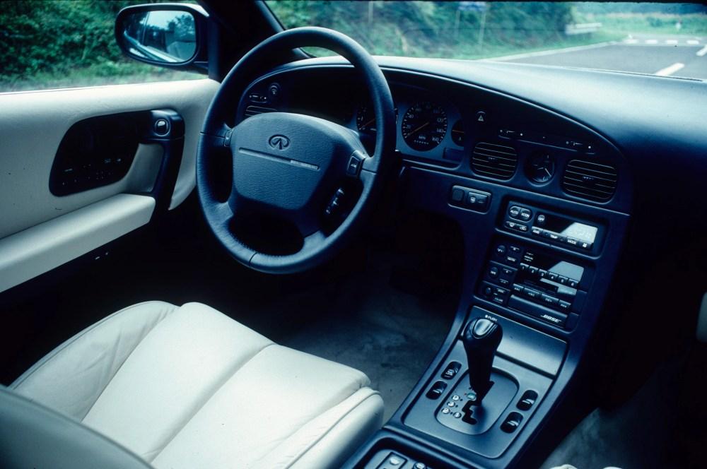 medium resolution of of the new japanese luxury sedans the infiniti q45