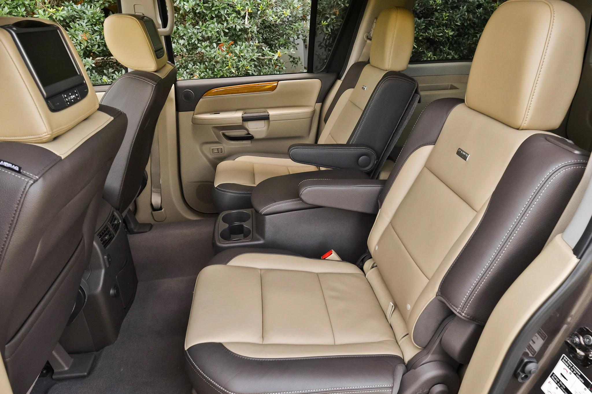 2015 Nissan Armada Base Price Rises Slightly to 39055