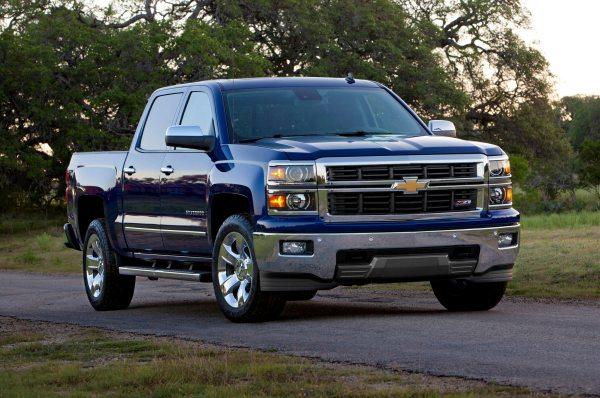 2015 Chevrolet Silverado Z71 Adds Midnight Edition Package