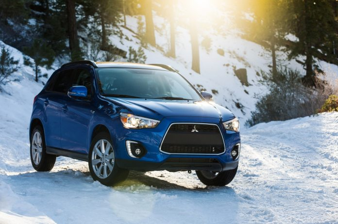 2015 mitsubishi outlander sport gains 2.4-liter engine