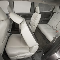 Honda Pilot Captains Chairs Toyota Sienna The 8 Coolest Features On 2016 6 15