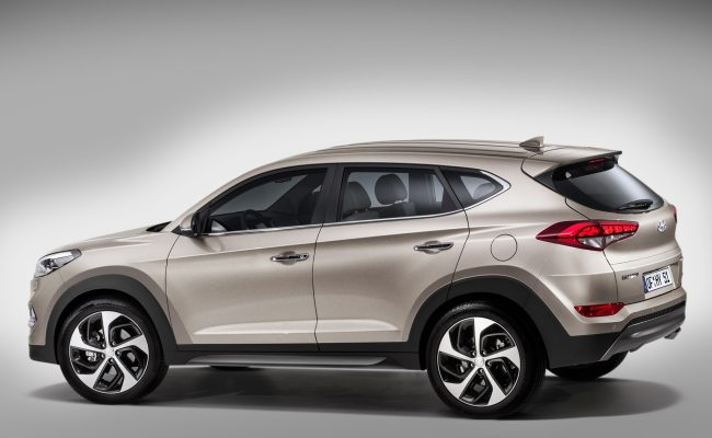 2016 Hyundai Tucson Revealed In Europe