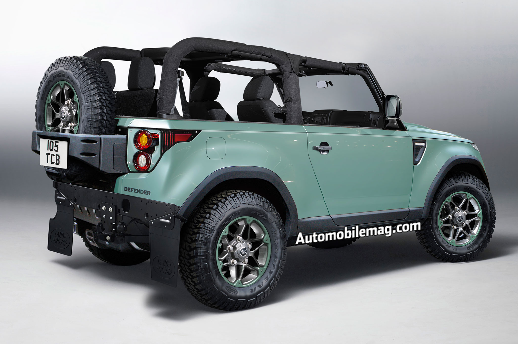 Land Rover Defender Usa