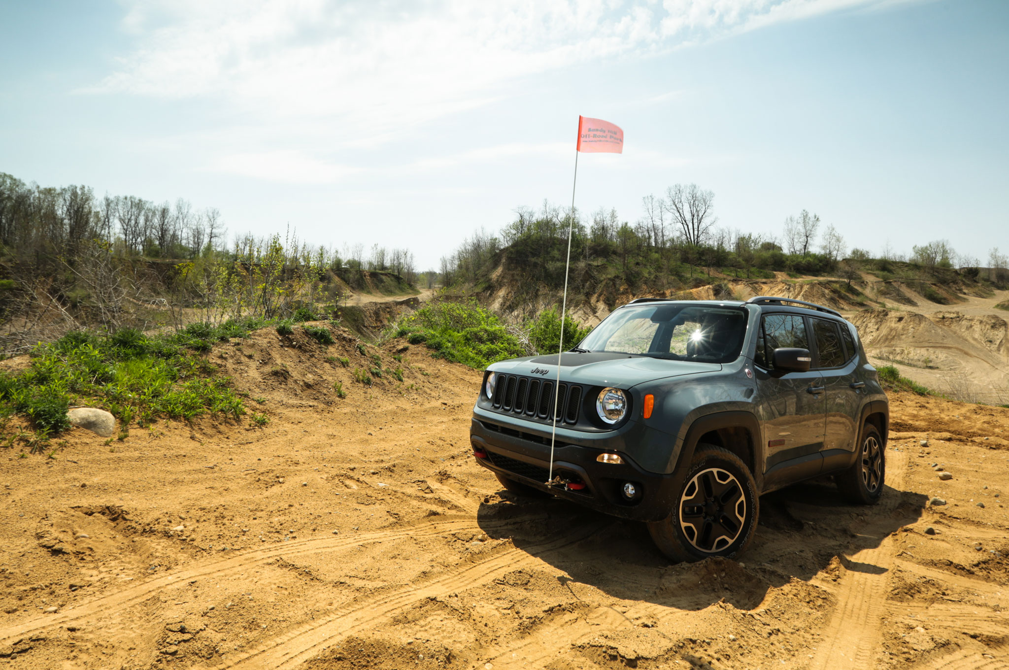 2015 Jeep Renegade Trailhawk Off Road Review