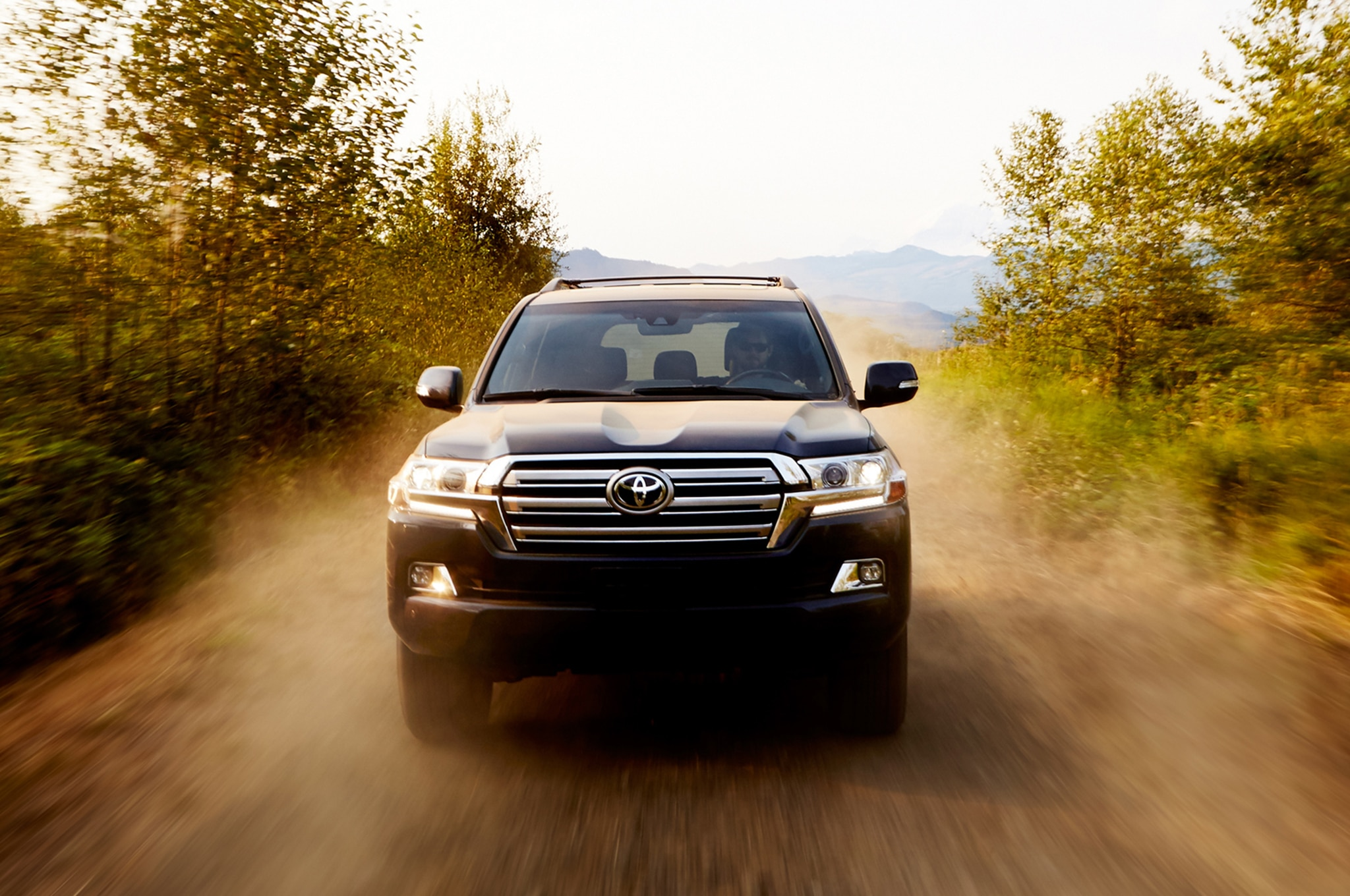Toyota Land Cruiser V8 Hd Wallpapers 2016 Toyota Land Cruiser Updated With New Transmission