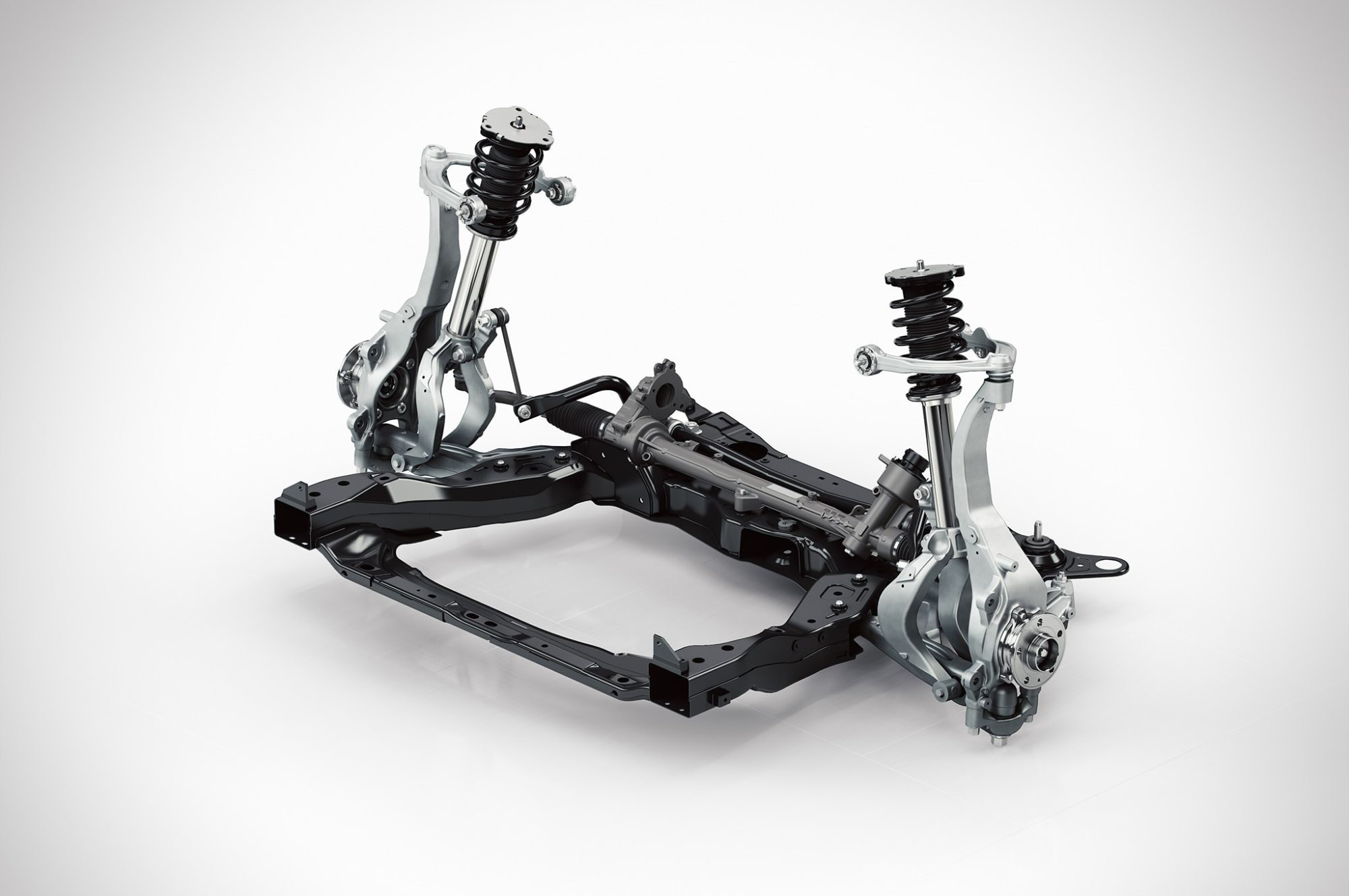 hight resolution of volvo spa chassis front suspension diagram