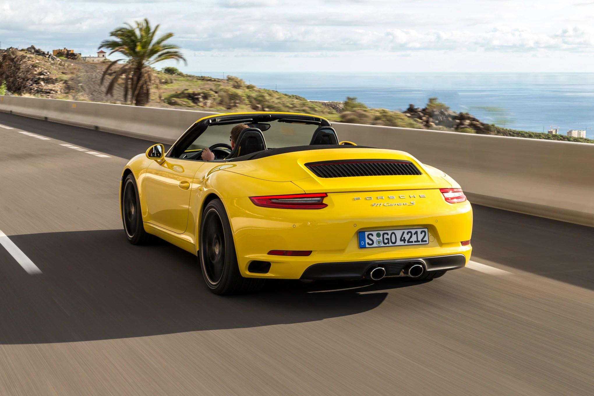 All Porsche Sports Cars Are Track Cars  Automobile Magazine