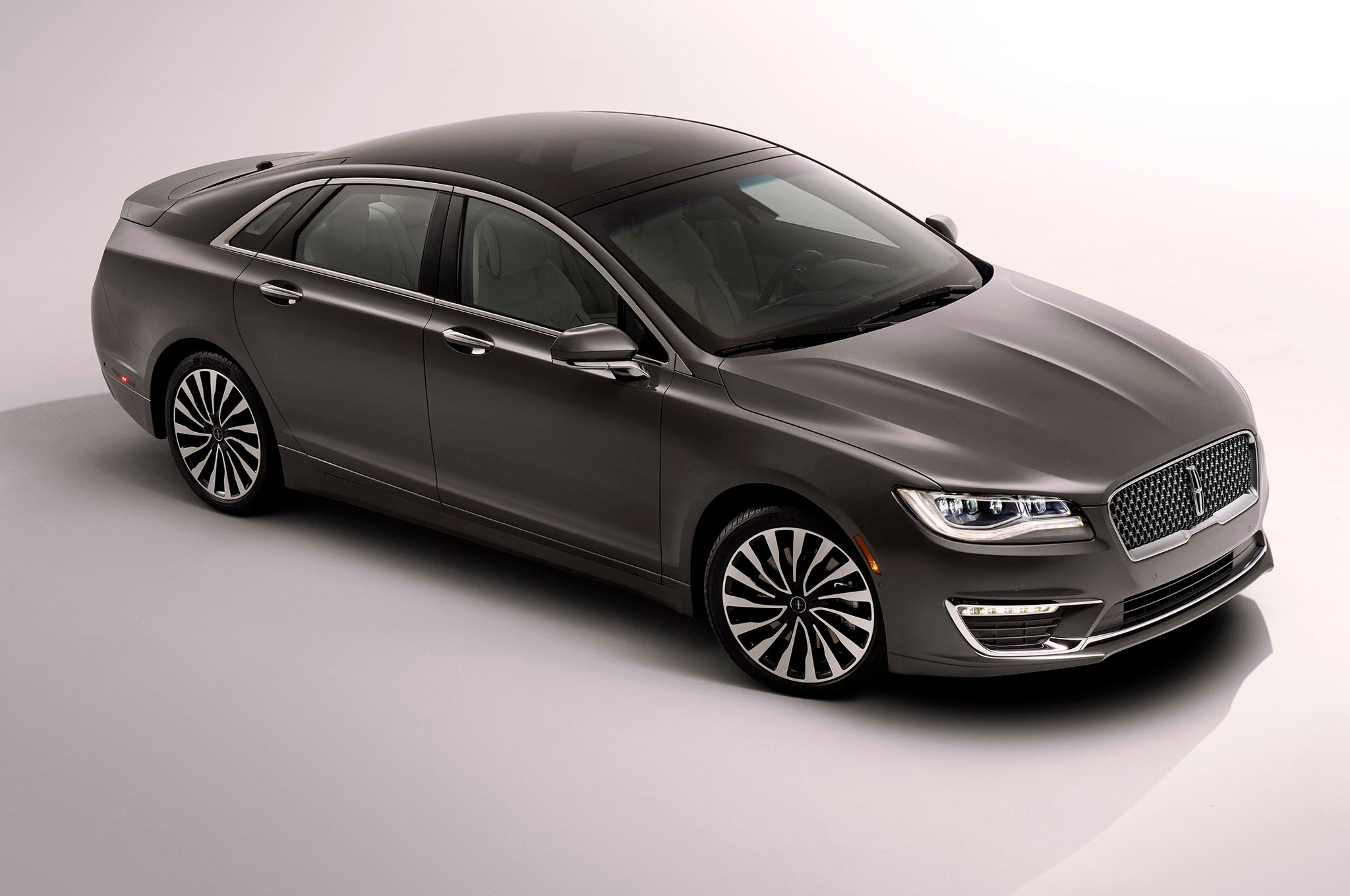 2017 Lincoln MKZ Gains Continental Like Face 400 HP V 6