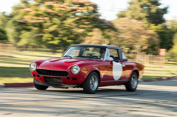 Collectible Classic 19681985 Fiat 124 Spider