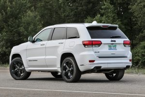 37,000 2016 Jeep Grand Cherokee SUVs Being Recalled for