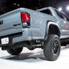 Toyota Yaris Trd Exhaust Grand New Veloz Vs Xpander Six Things You Didn T Know About The 2017 Tacoma Pro Show More
