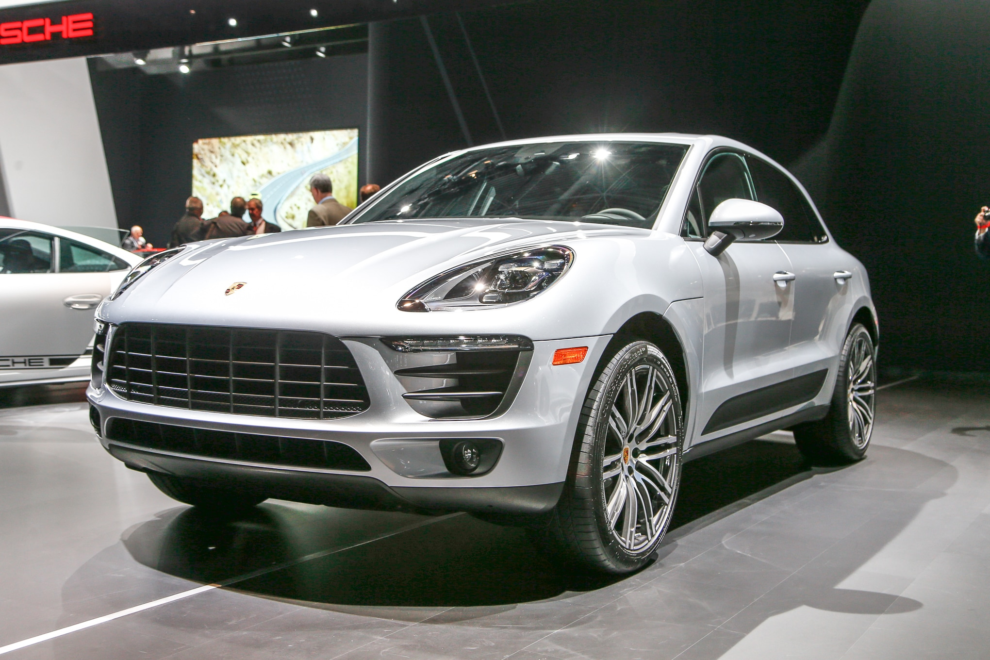 2017 Porsche Macan Adds 252 HP Turbo Four Base Model