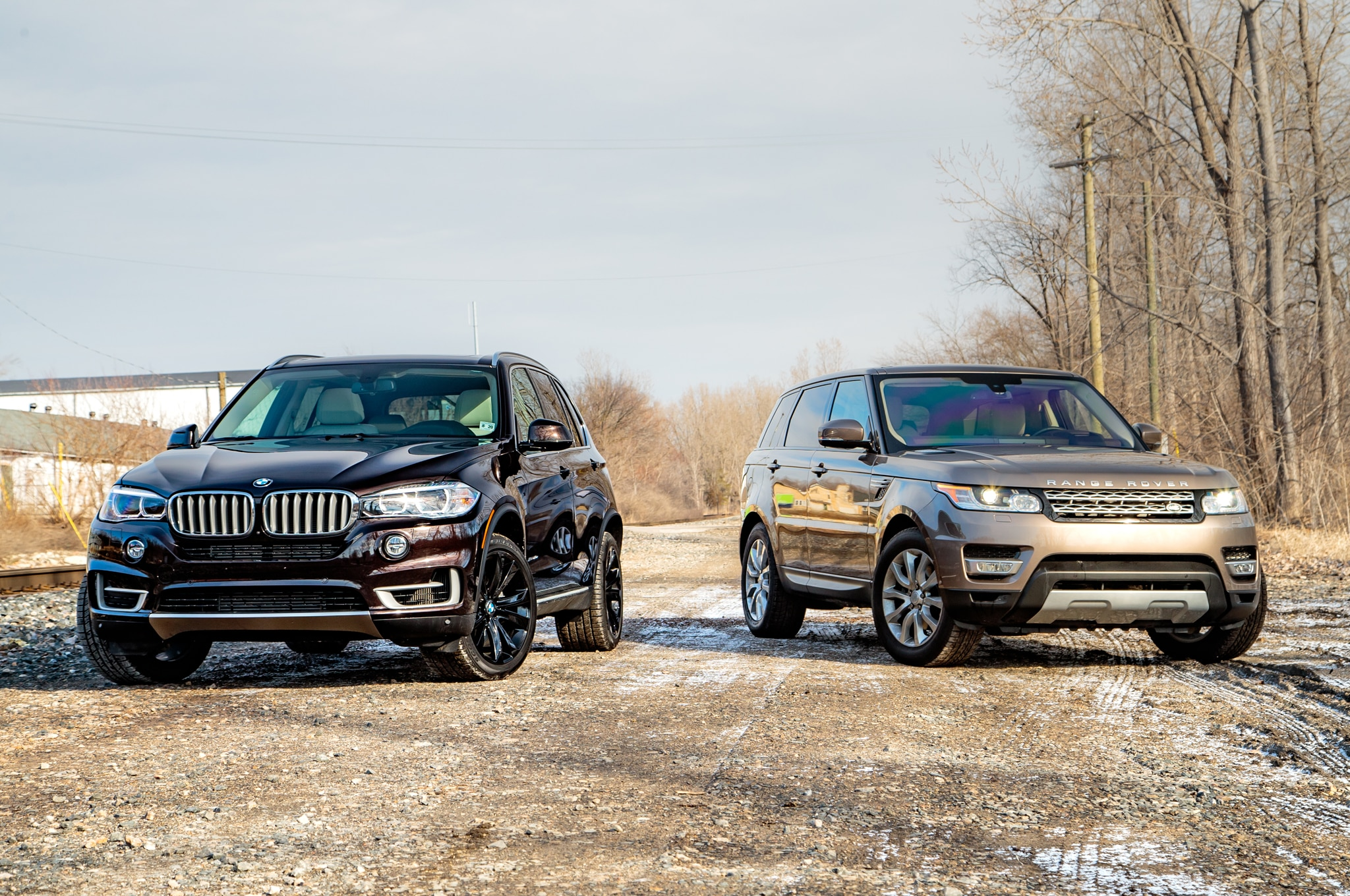 bmw vs range rover sport 28 images electric or sel bmw x5