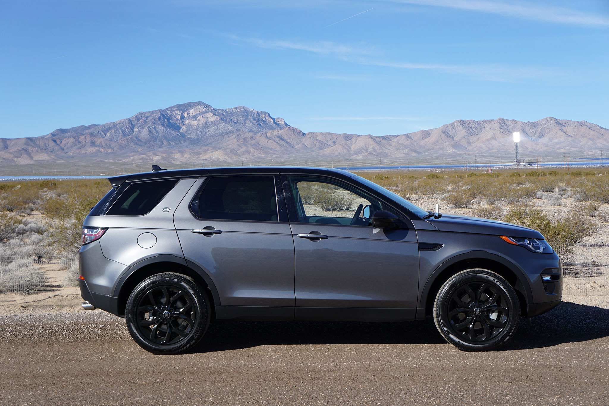 2016 Land Rover Discovery Sport Rove Lightly Discover Diligently