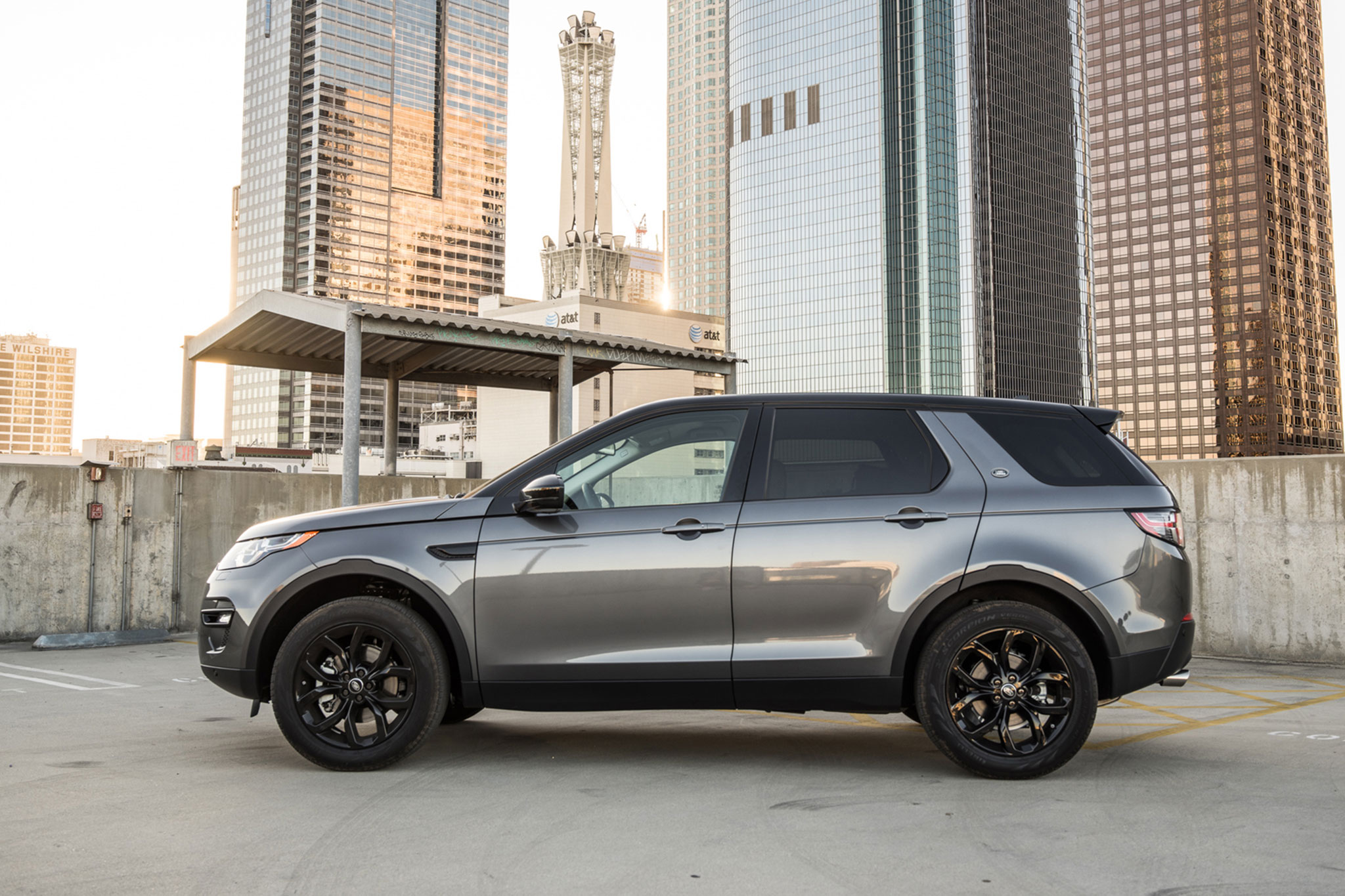 2016 Land Rover Discovery Sport HSE Lux Checkup Time