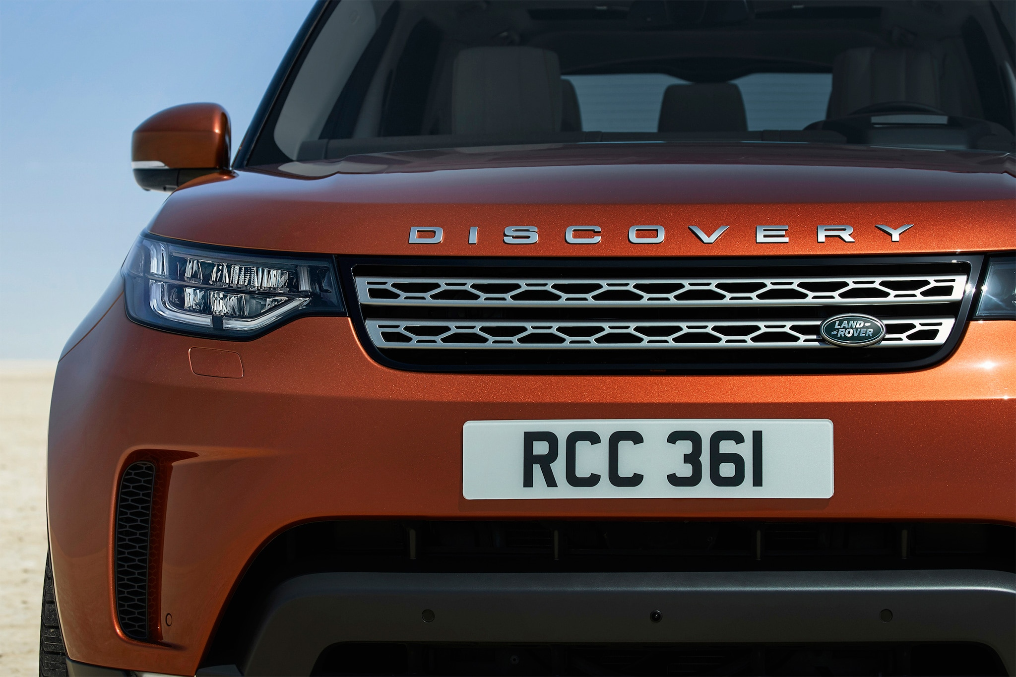 100 [ Land Rover Will Sell You ]