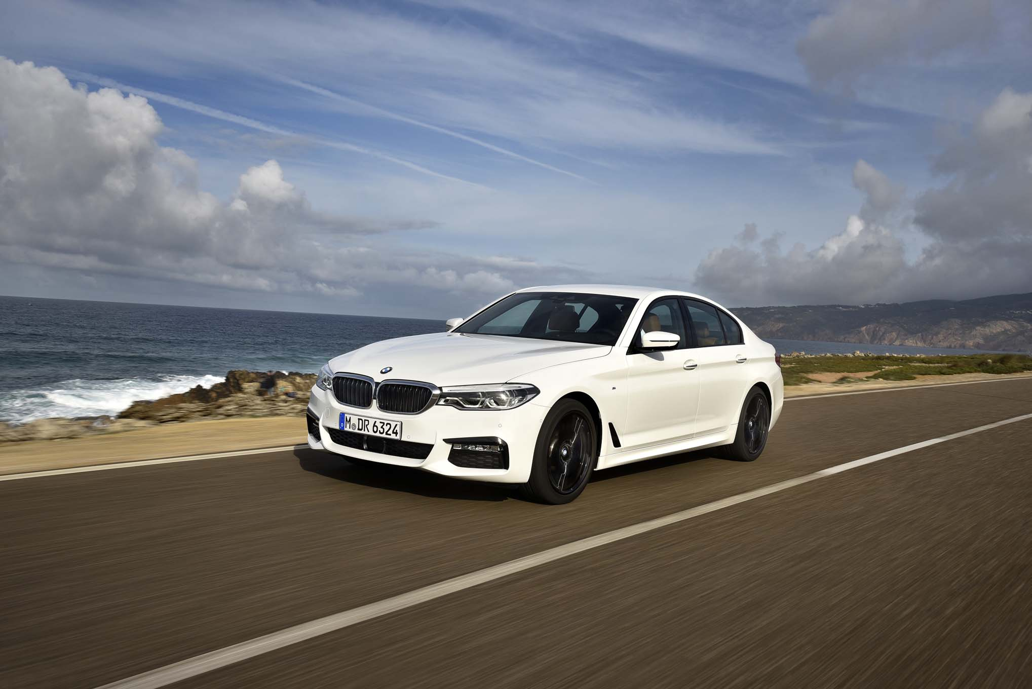 2017 BMW 540i M Sport First Drive Review