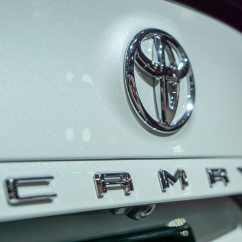 All New Camry Logo Stop Lamp Led Grand Veloz 20 Things You Didn T Know About The 2018 Toyota Automobile Show More