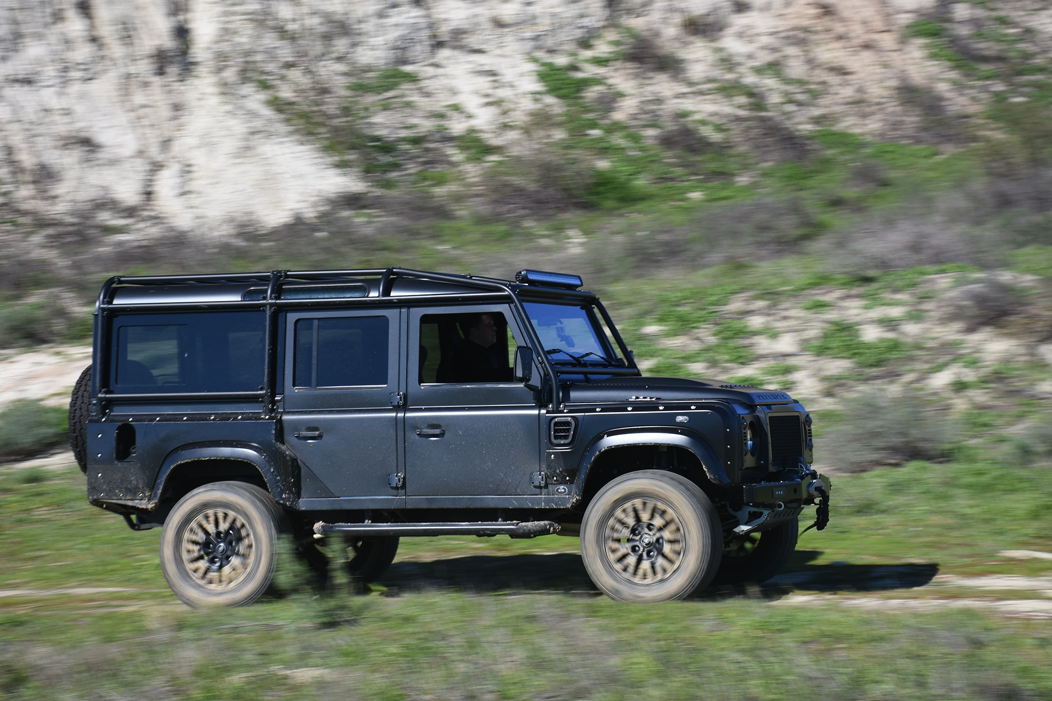 East Coast Defender 90 and 110 First Drive Review