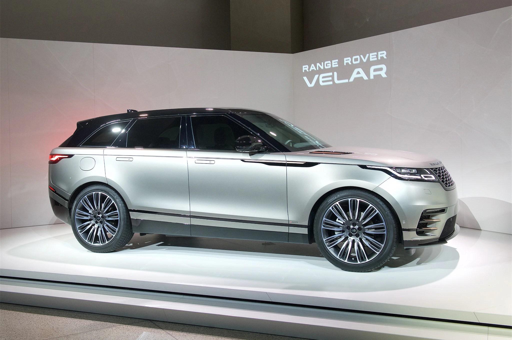 By Design Range Rover Velar
