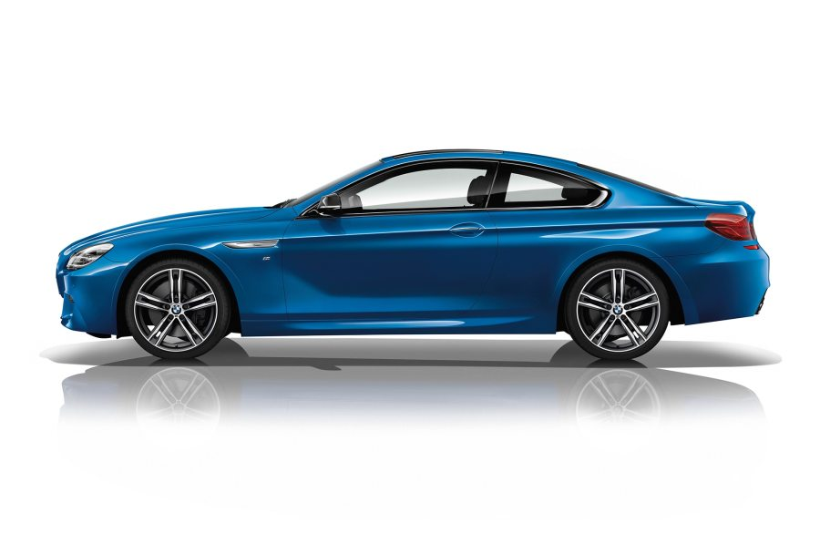 Exquisite BMW 6 Series M Sport Limited Edition Revealed ...