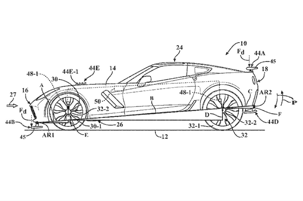Patent Filing Reveals GM is Working on Corvette Active