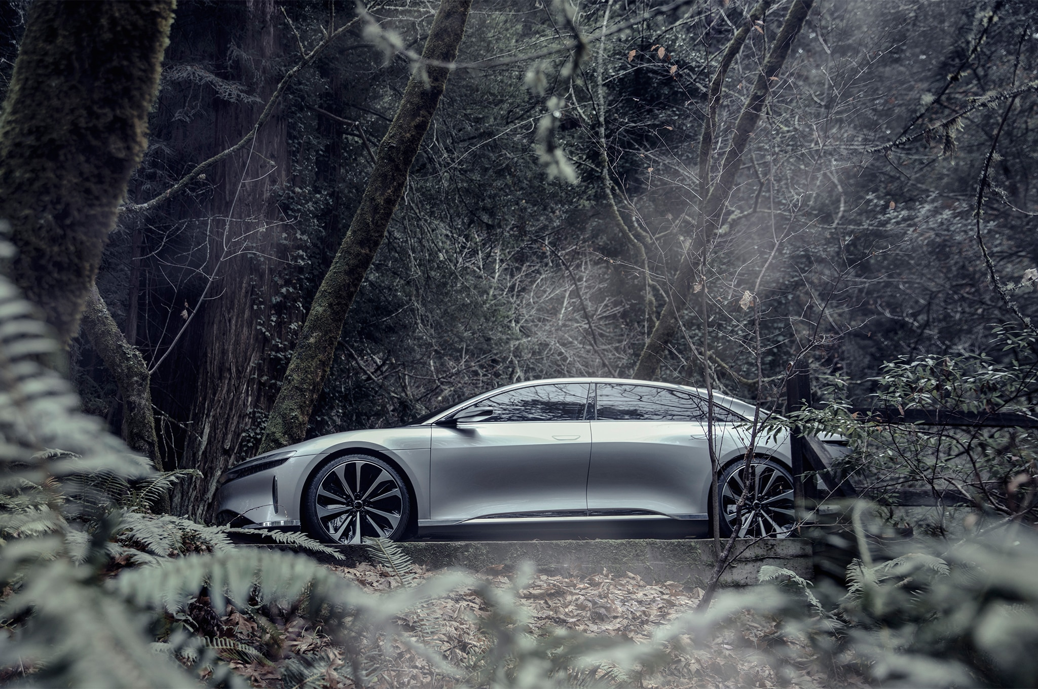 Lucid Air EV Will Start at 60000  Automobile Magazine