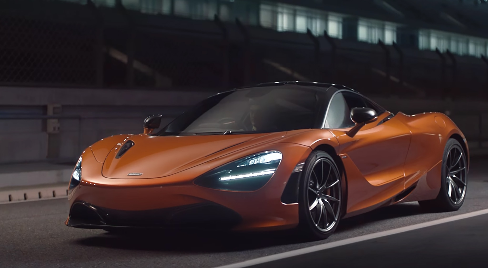 Mclaren Drops Seven 720s Supercar Videos  Automobile Magazine