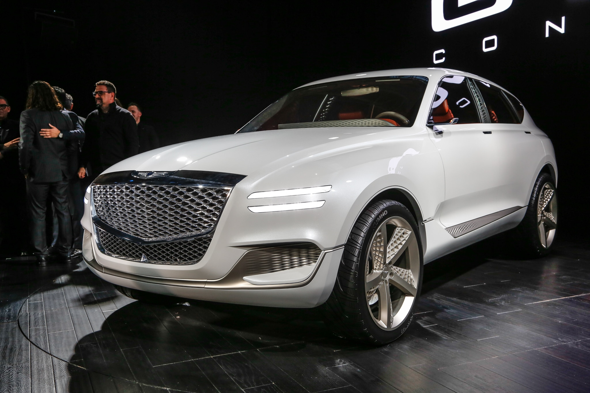 Future Of Genesis Involves SUVs And Sedans Hybrid Power