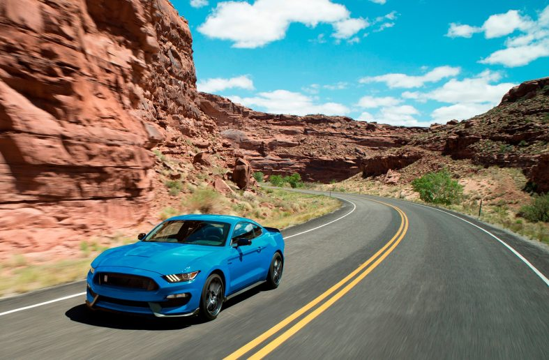 Ford Mustang Day1