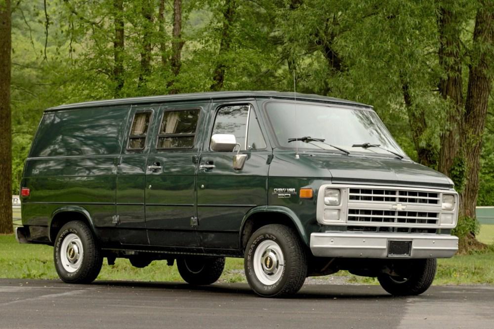 medium resolution of 1988 gmc getaway van