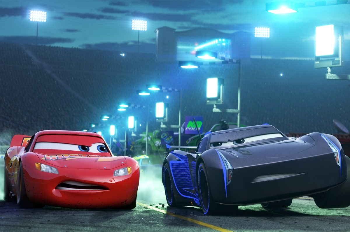 """""""CARS 3"""" Takes the Franchise a Step Forward 