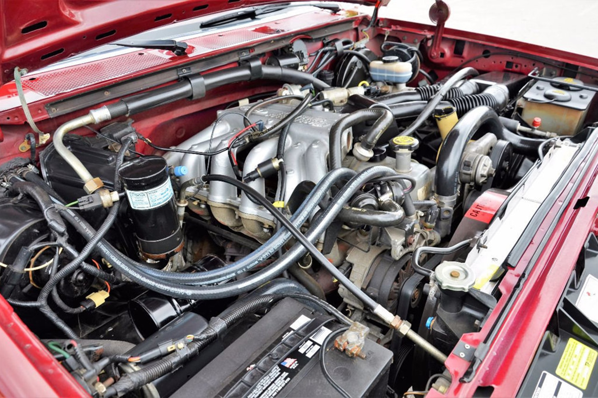 1990 Ford Truck Engine
