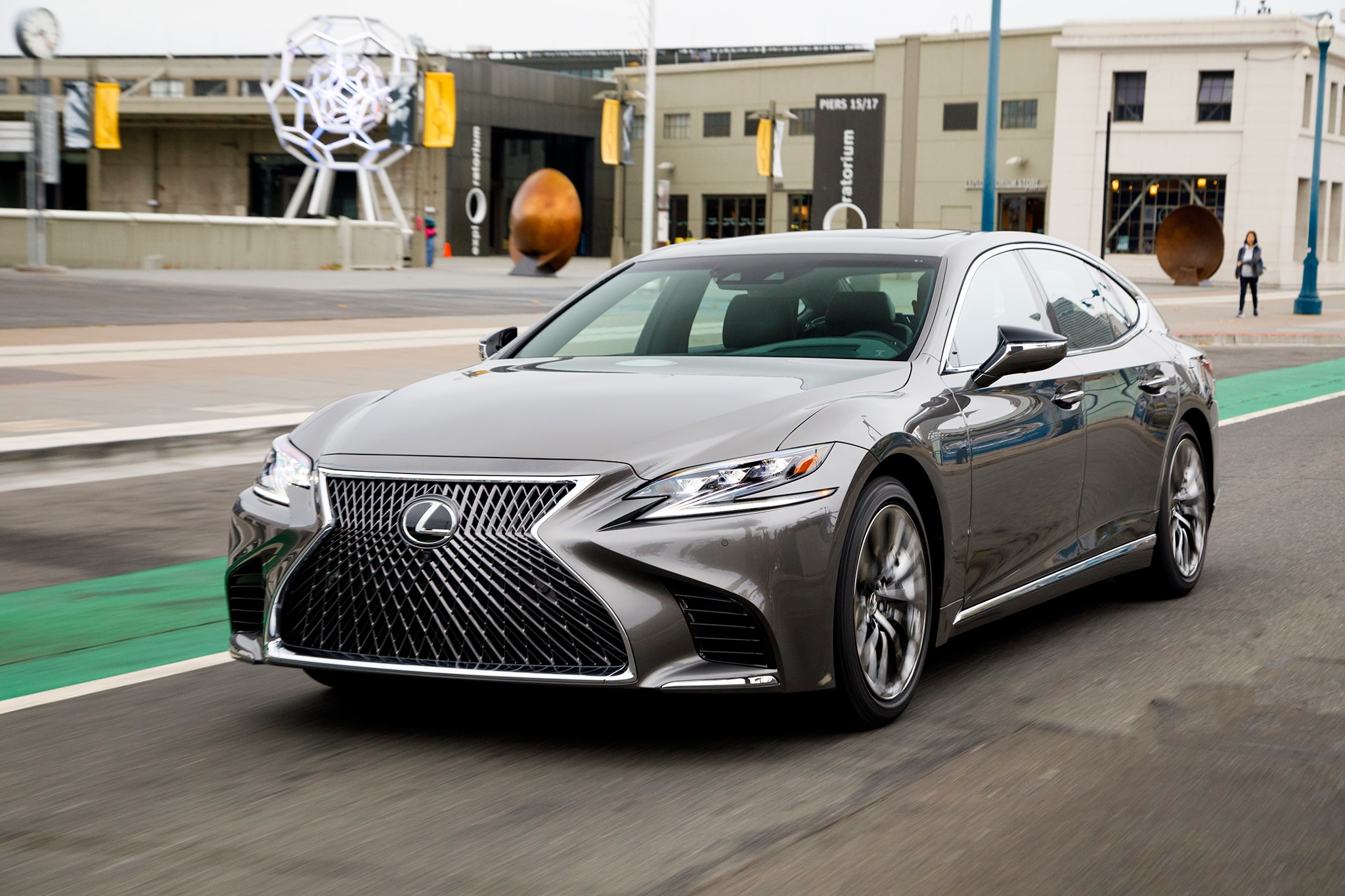2018 Lexus LS First Drive Review