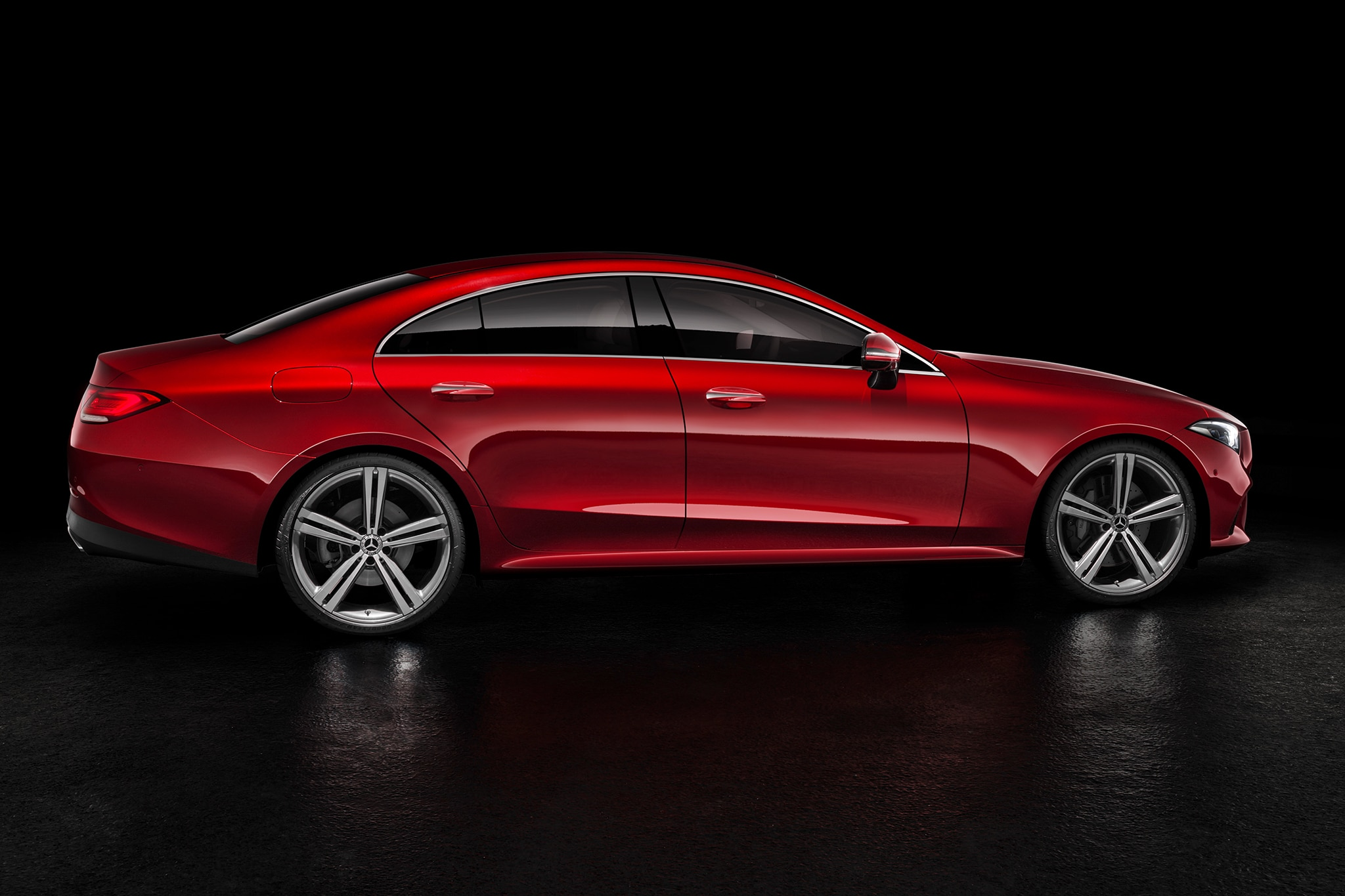 2019 Mercedesbenz Cls450 Brings Inlinesix Power To The