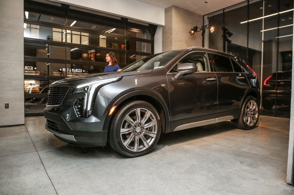 2019 Cadillac XT4 Gives the General a Luxury Compact ...