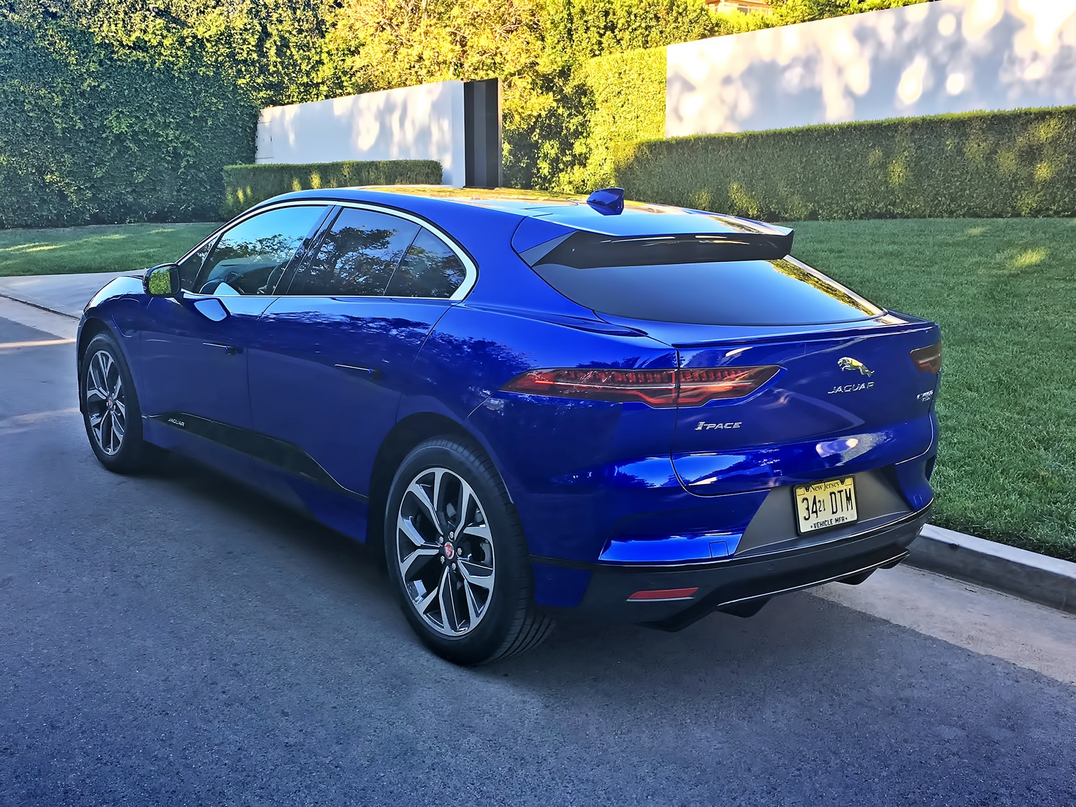 2019 Jaguar Ipace Ev400 Is Unlike Any Jag Ever Made