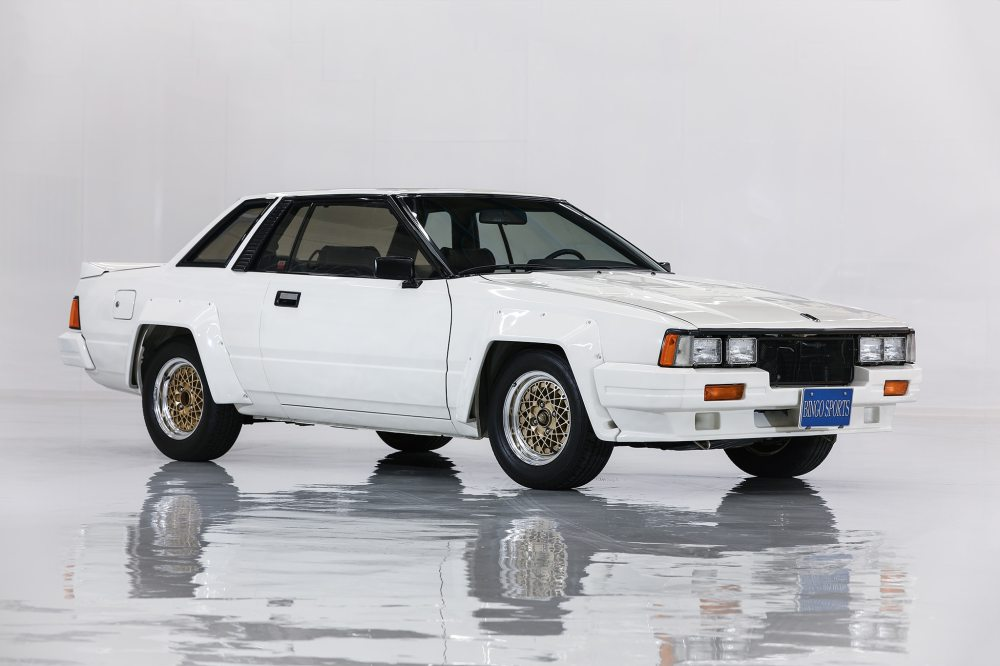medium resolution of the 1983 nissan 240rs is one obscure homologation special automobile magazine