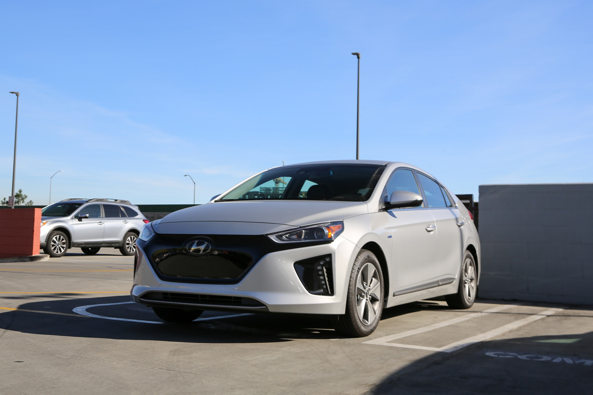 2019 Hyundai Ioniq Electric EV Review: Serene Simplicity   Automobile Magazine