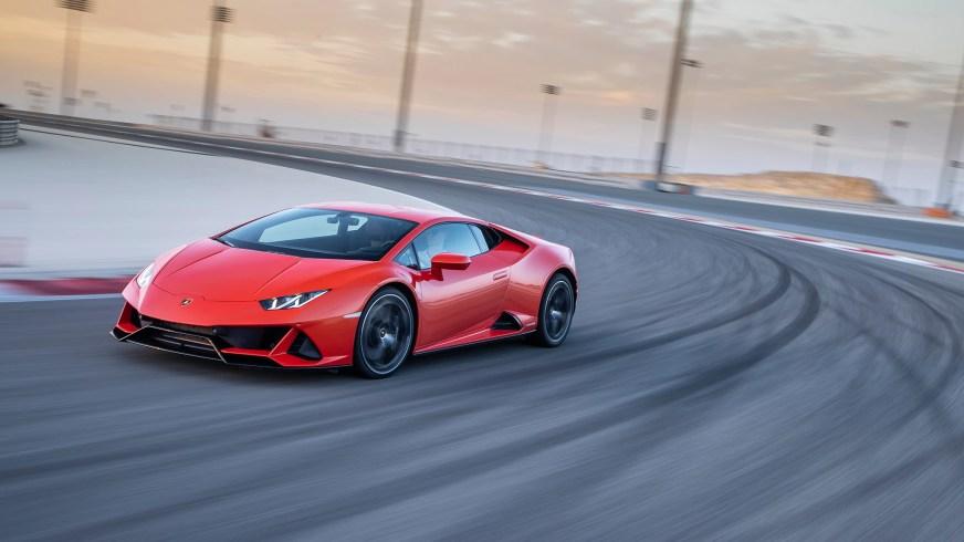 Lamborghini Huracán Evo Review: It Freaking Rips ...
