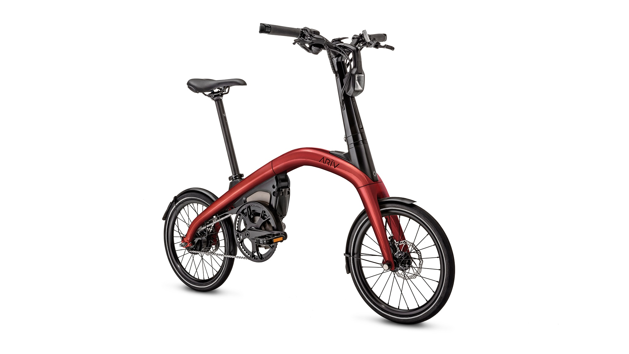 General Electric Gm S Ariv E Bikes Arrive In Three