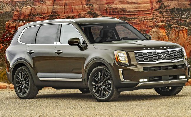2020 Kia Telluride First Drive Review Classy And
