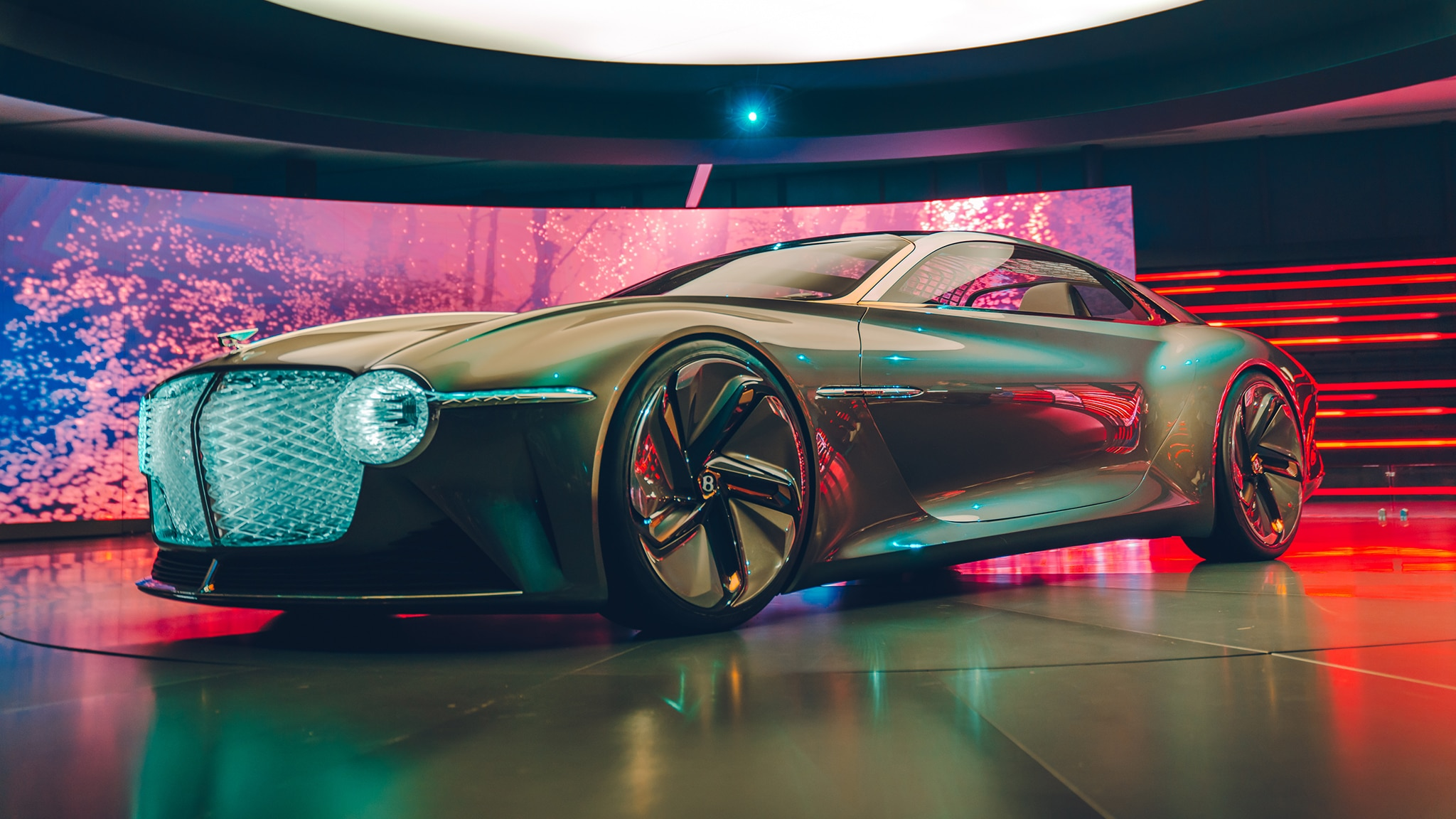 Bentley Exp 100 Gt Concept The Gorgeous Future Of Luxury