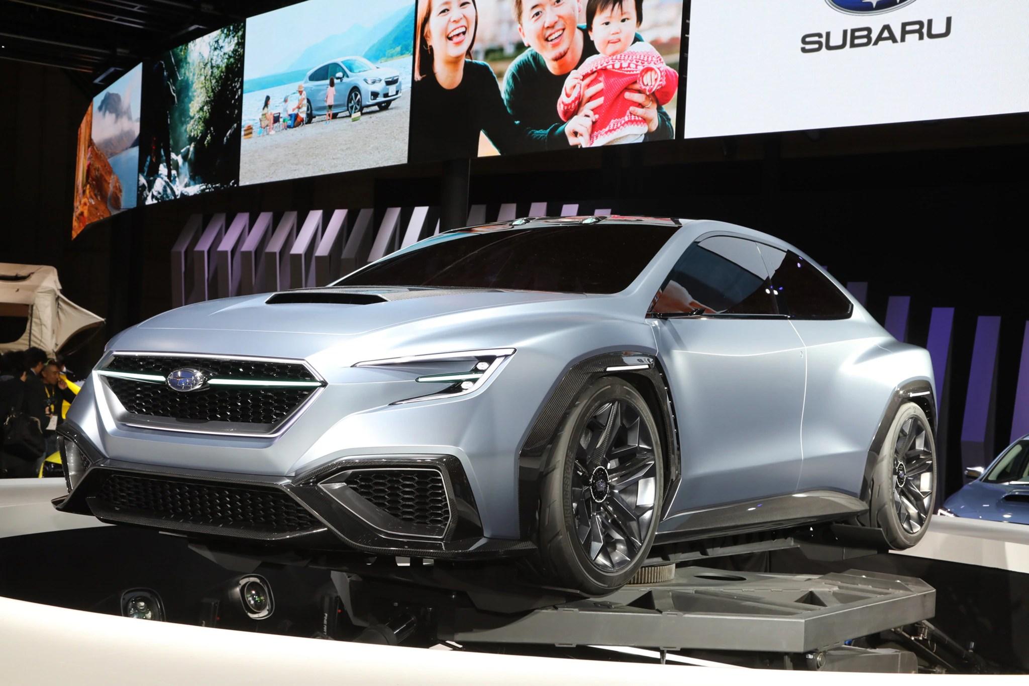 2008 Subaru WRX STI Japanese Spec New Car Reviews and