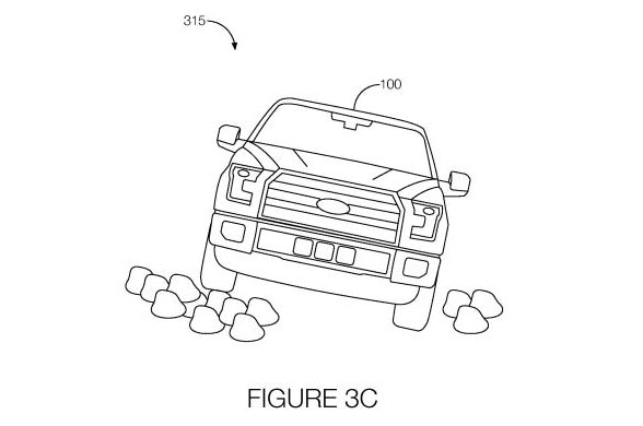 Ford Patents Self-Driving System for Off-Roading